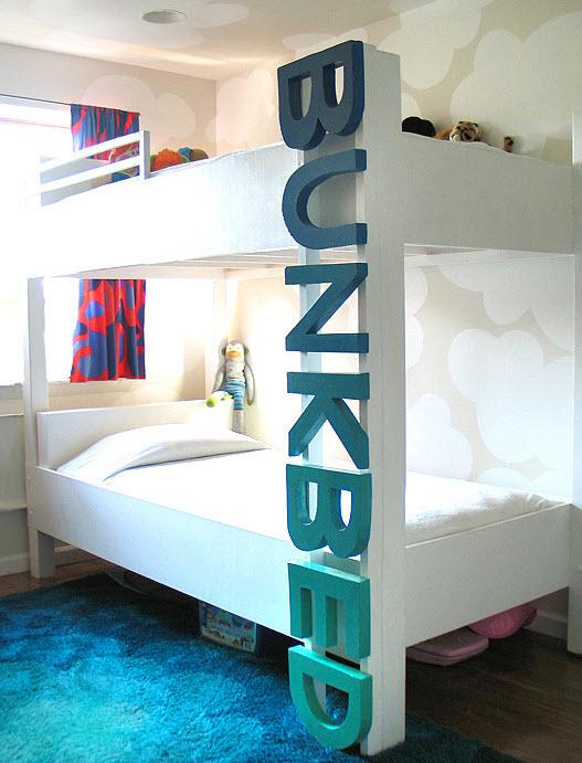 Кровать-чердак 60