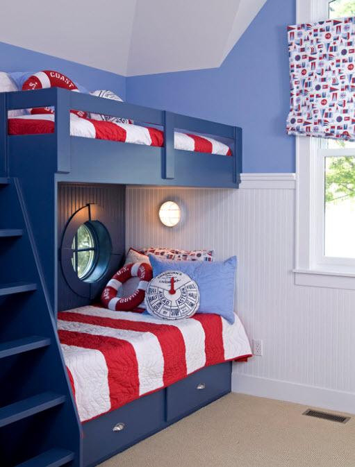 Кровать-чердак 61