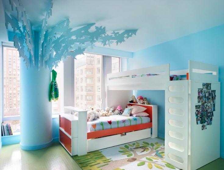 Кровать-чердак 64