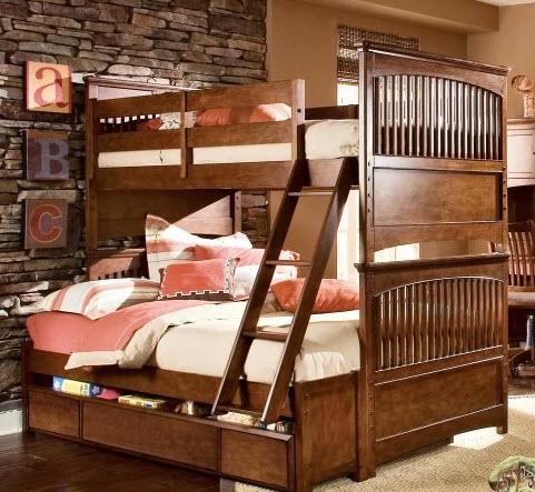 Кровать-чердак 77