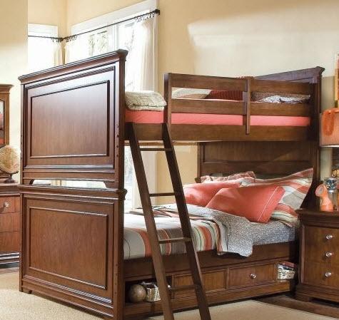 Кровать-чердак 78
