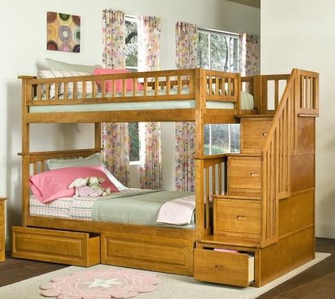 Кровать-чердак 79