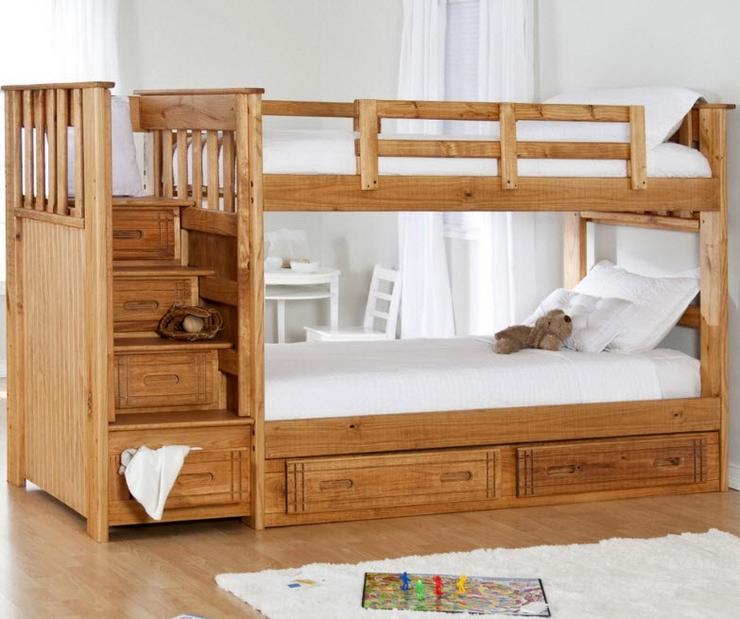 Кровать-чердак 80