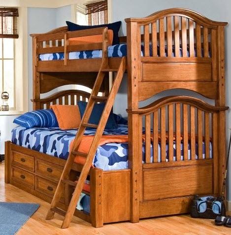 Кровать-чердак 86