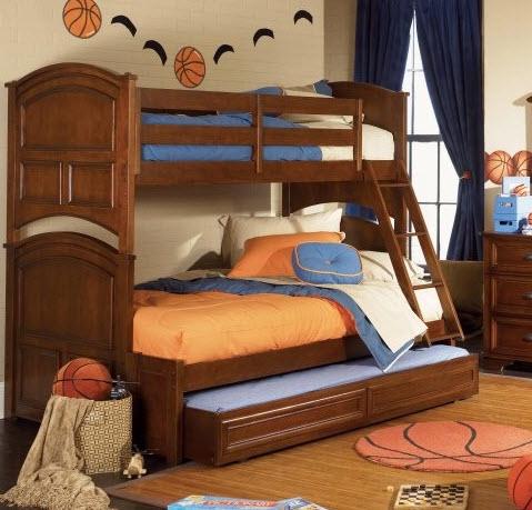 Кровать-чердак 91