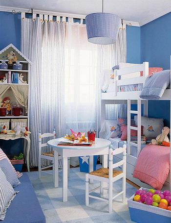 Кровать-чердак 96
