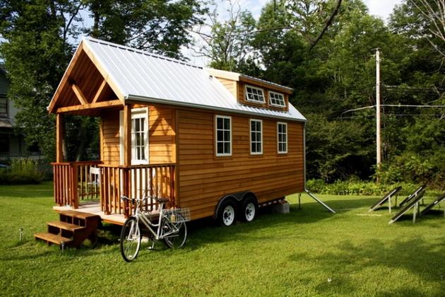 Фото дом на колесах своими руками