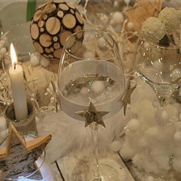 Украшение блюд новогоднего стола своими руками