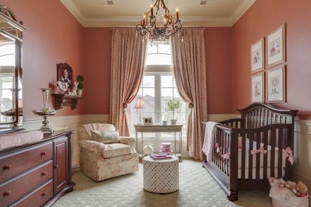 романтичный дизайн комнаты