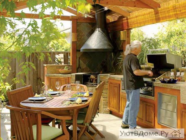 Летняя кухня 50 идей для вдохновения