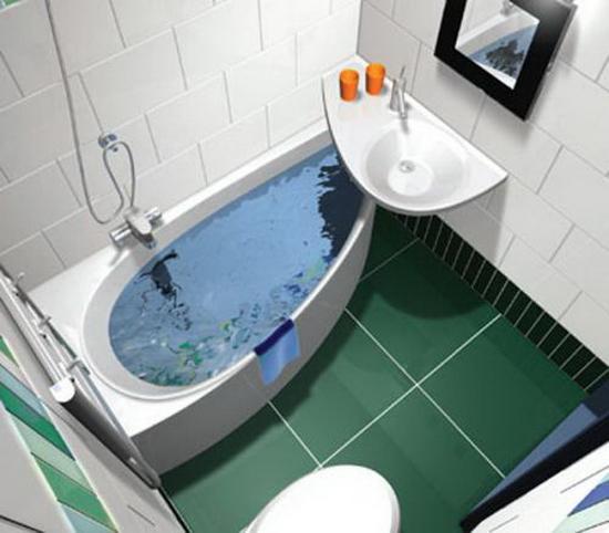 Цвет плитки имеет огромное значение.  Ванная в хрущевке маленькая и темные цвета могут действовать. угнетающе.