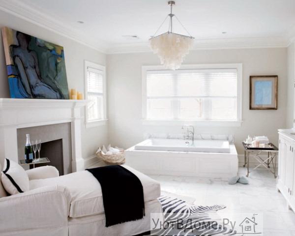 Фото дизайнов ванных комнат 42