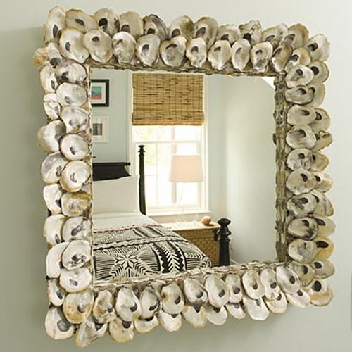 зеркало в морском стиле
