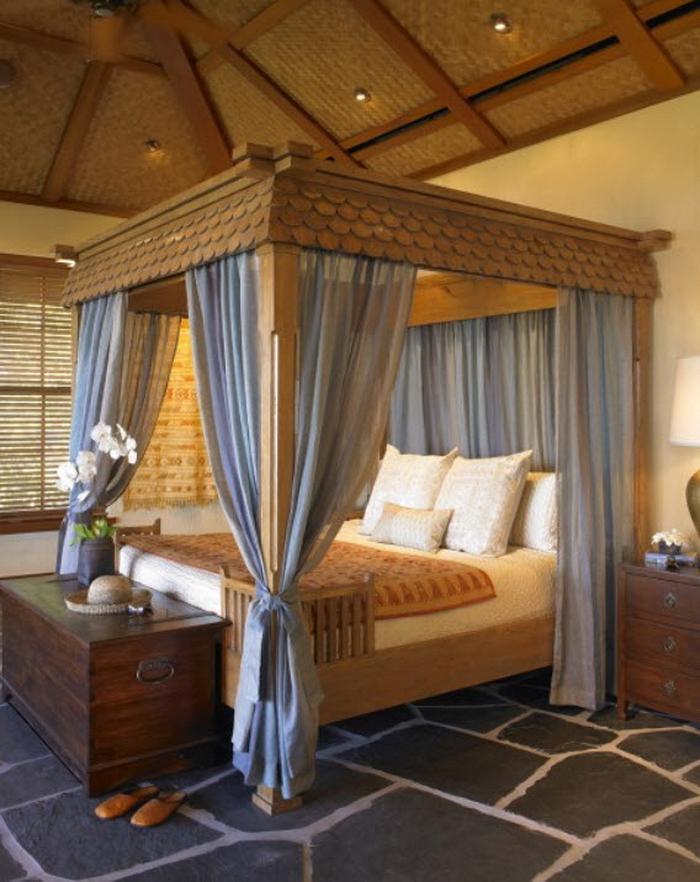 Дизайн спальни с металлической кроватью фото