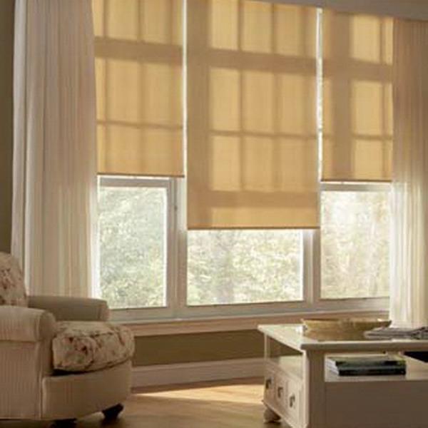 Шторы для дачи и загородного дома - стили, фото вариантов 45
