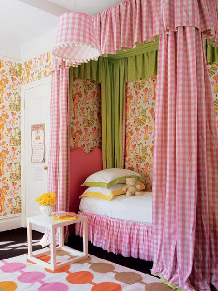 Спальня девочки