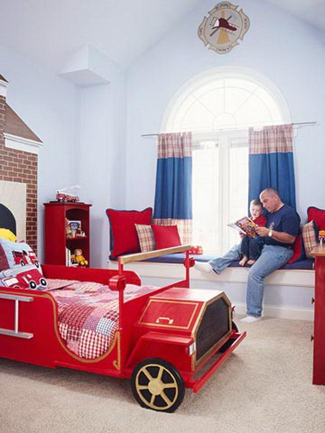 Спальни для мальчиков
