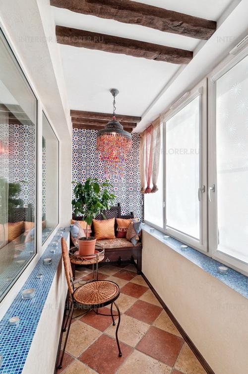 Как обустроить балкон Николаев