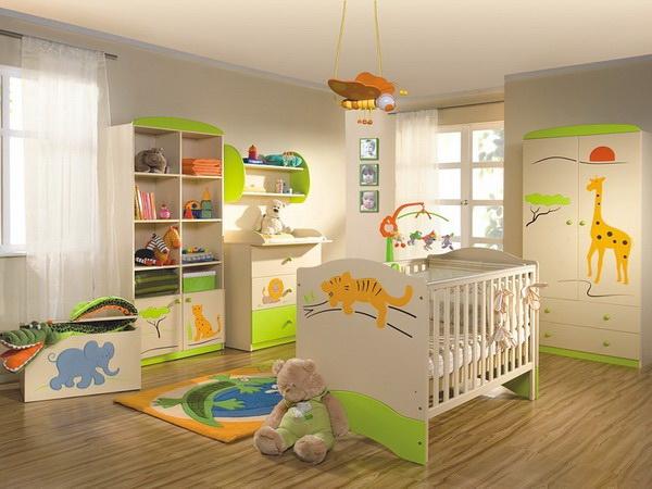 комната детская картинка
