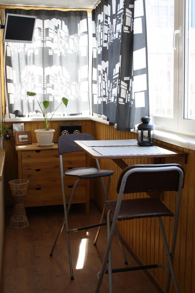 Шкафы на балконе дизайн