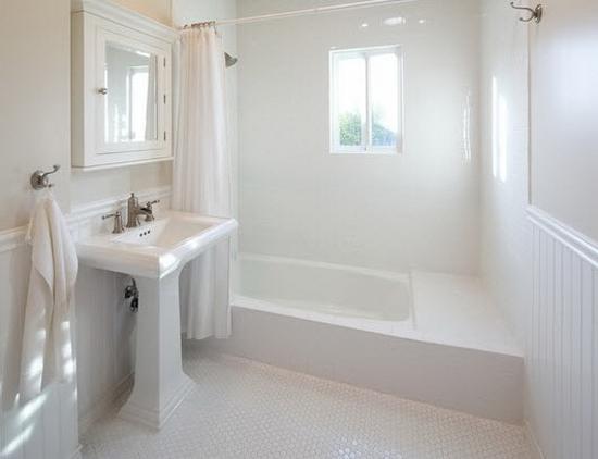 Пластиковые панели для ванной - фото