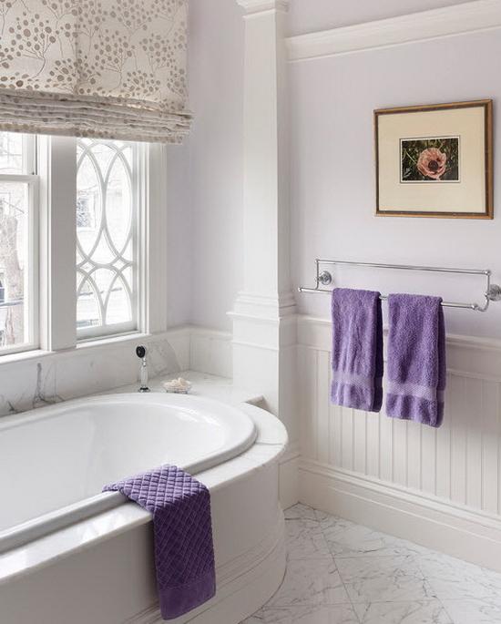 25 for Mauve bathroom ideas