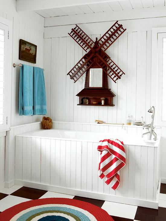 Пластиковые панели для ванной