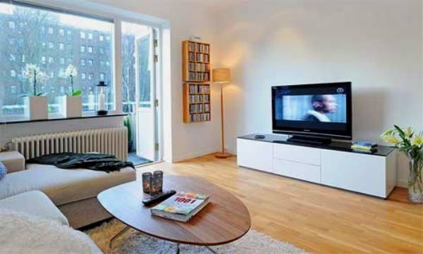 Inspirasjonstråd for ettroms leiligheter maks 30 kvm   hus og hage ...