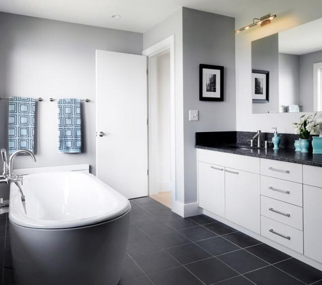 Gray bath