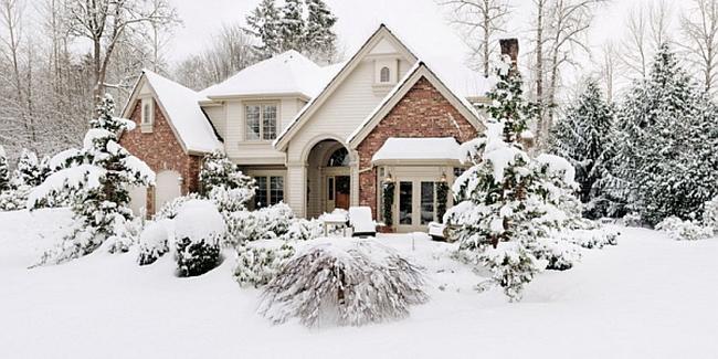 Как подготовить крышу дома к зиме?