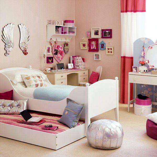 Комната для девочки подростка картинка