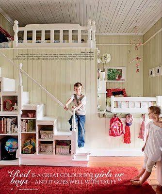 Детская для разнополых детей