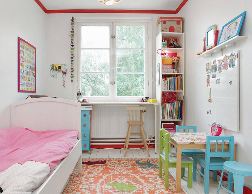 Kinderzimmer gestalten ideen