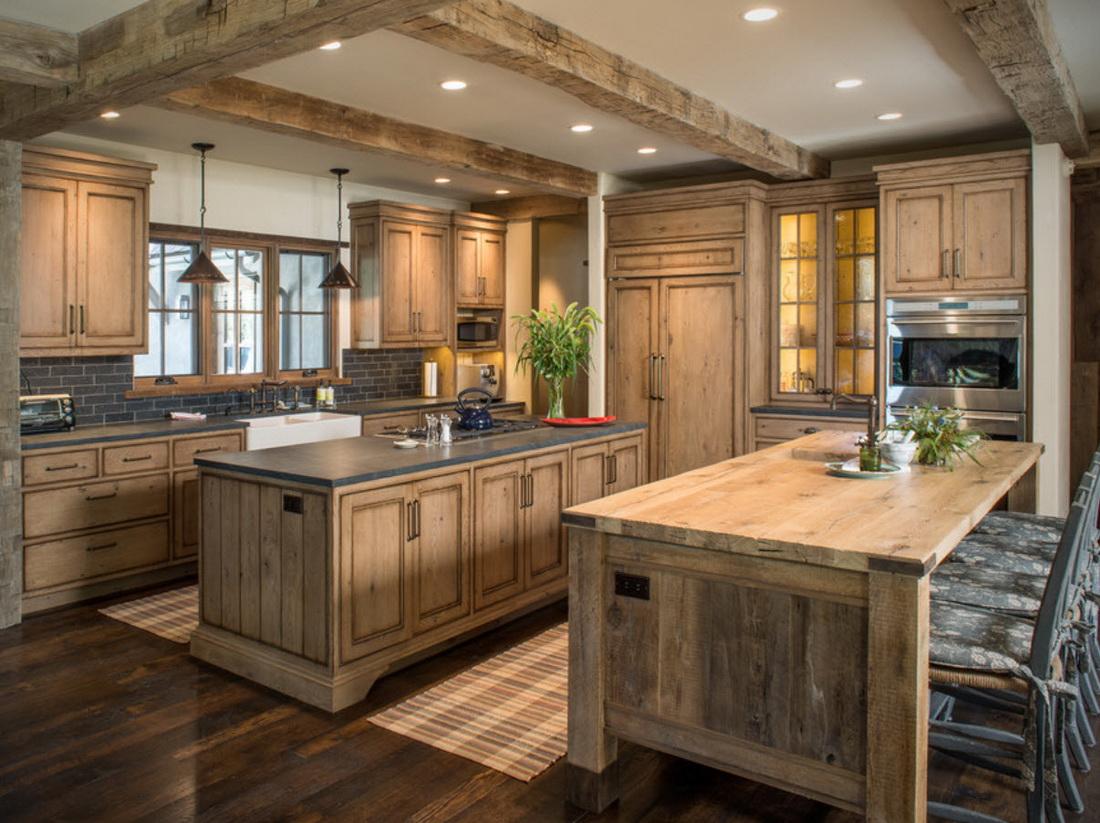 Sala and kitchen design