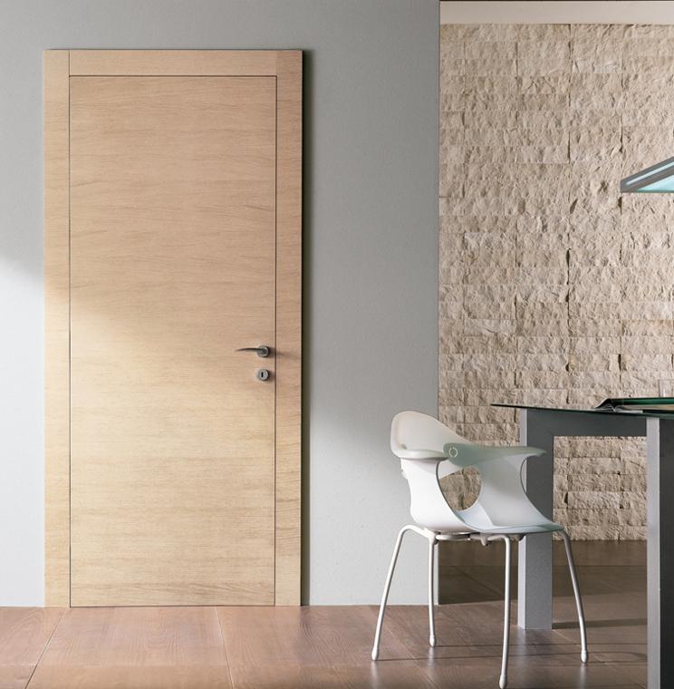Деревянная дверь Аристократ 2 махагон со стеклом заказать