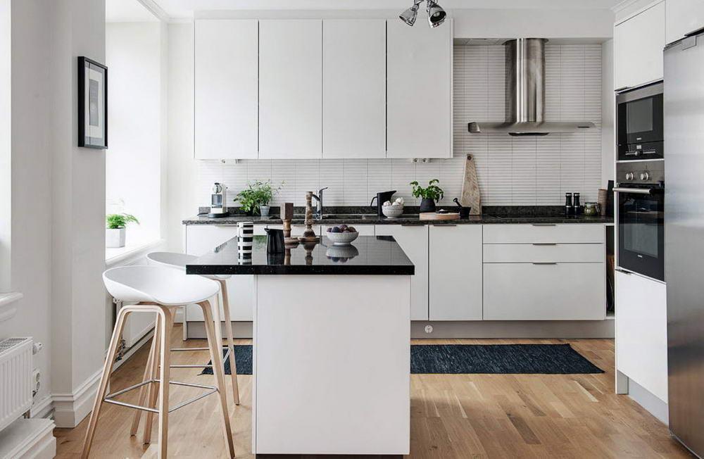 Проекты кухонь с островом фото дизайн