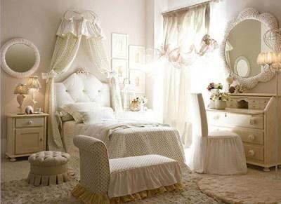 Спальни в итальянском стиле - фото.