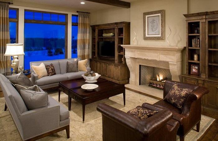 Купить диван в интерьере
