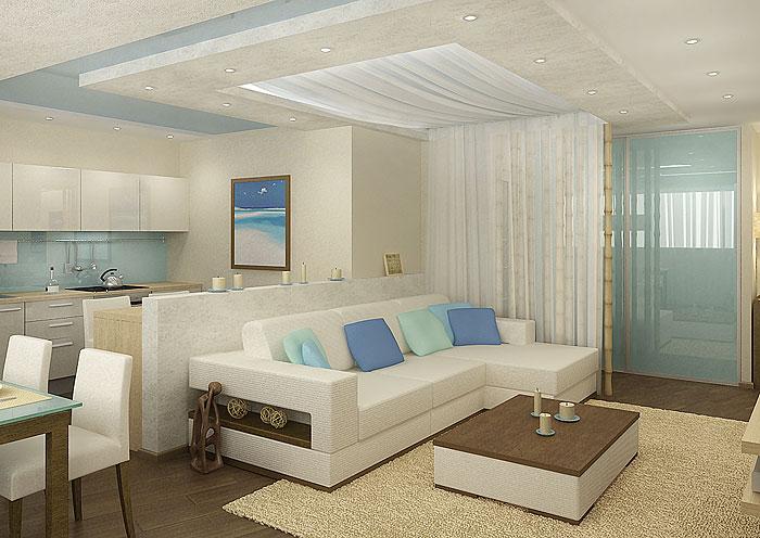 Дизайн квартиры студии - великолепные идеи 30 Фото: http://uutvdome.ru/publ/44-1-0-421