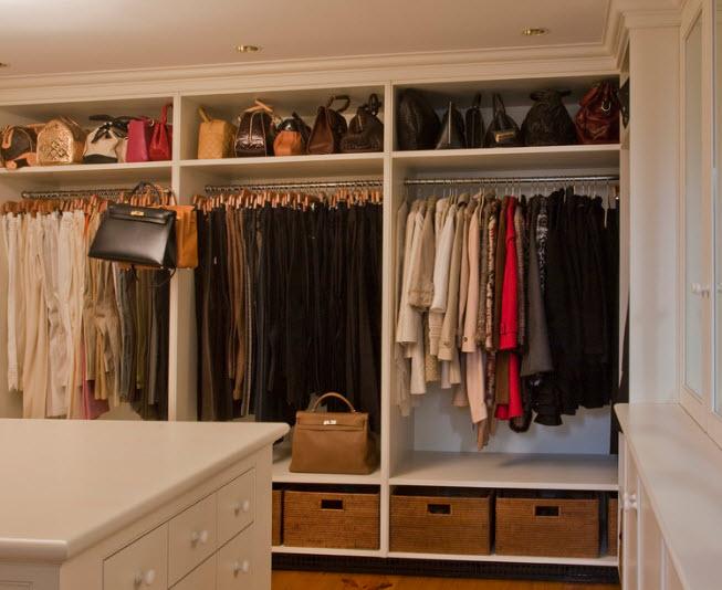 Красивые шкафы для платьев