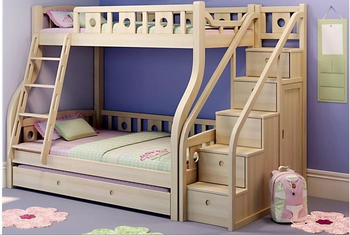 Выдвижная кровать - это удобно или нет? Фото