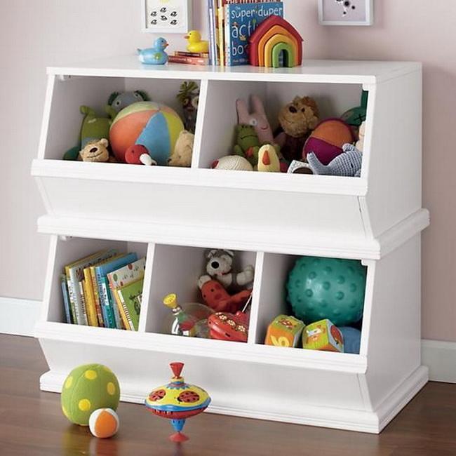Выбираем правильный ящик для игрушек - Фото - Разумное хранение