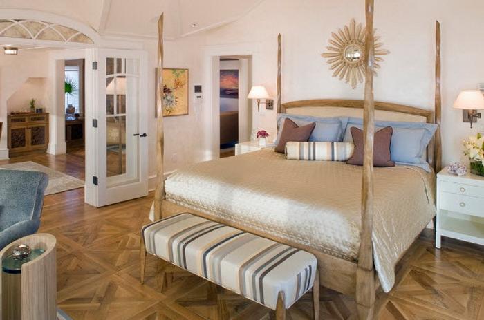 Дизайн дома в морском стиле