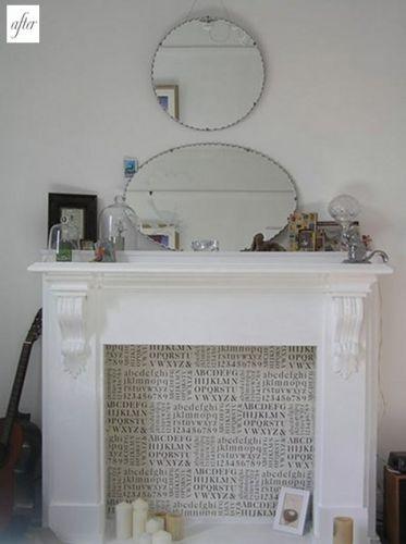 Искусственный камин в квартире