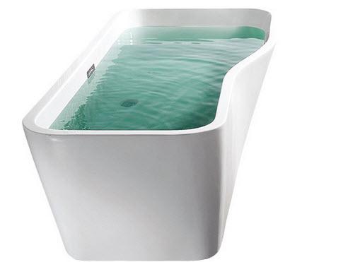 Размеры ванной угловой - e