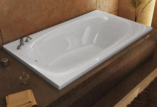 Размеры ванной угловой - 1e