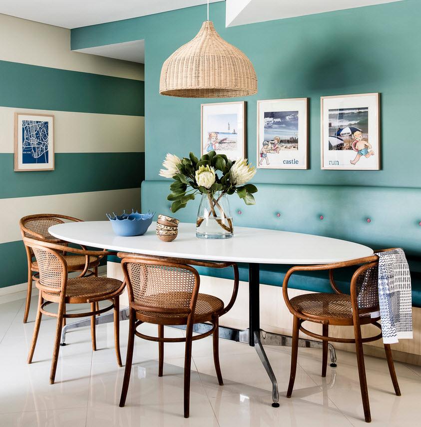 В какой цвет лучше покрасить кухню фото