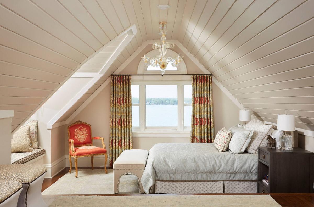 мансарда божественное место для спальни