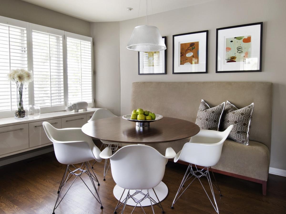 столовые с диваном дизайн фото оказавшись улице