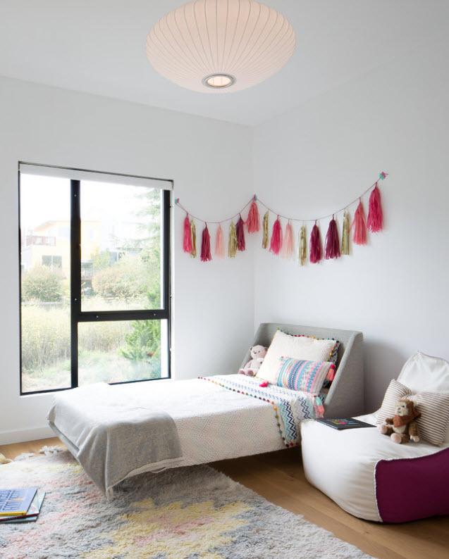 детская комната для девочки